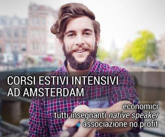 Corsi di Inglese ad Amsterdam