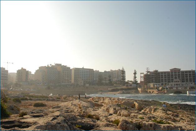 Vista di Paceville,  St Julian's,  Malta